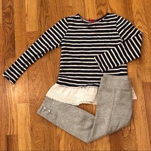 Girls' Oshkosh play outfit